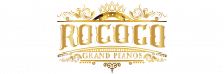 Rococo Grand pianos logo