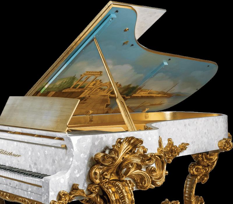 Rococo Piano The Golden Age inside